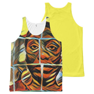 Digital Art Photography: Hope Unashamed All-Over-Print Tank Top