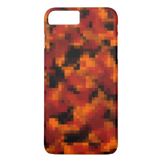 Digital Autumn Foliage Camo iPhone 7 Plus Case