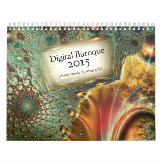 Digital Baroque 2015 Calendar