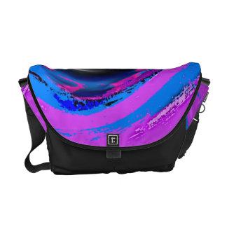 Digital Big Wave Courier Bags