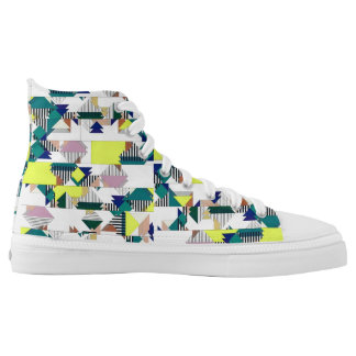 Digital breakdown Collection High Tops