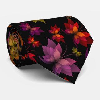 Digital Butterflies Tie