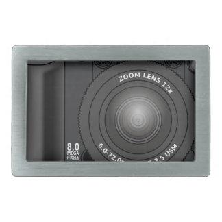 Digital Camera Belt Buckles