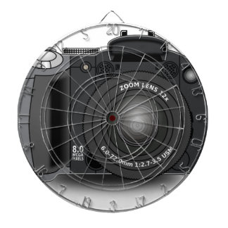 Digital Camera Dartboard