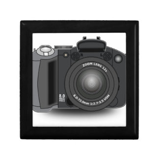 Digital Camera Gift Box