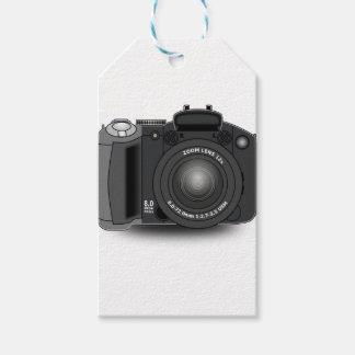Digital Camera Gift Tags