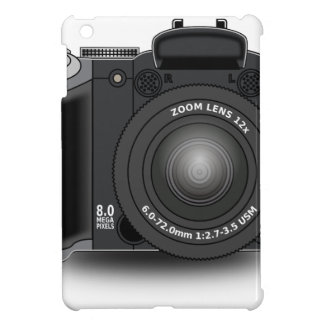 Digital Camera iPad Mini Cover