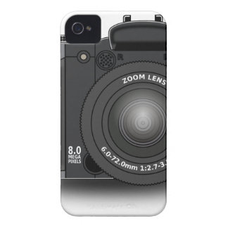 Digital Camera iPhone 4 Cover