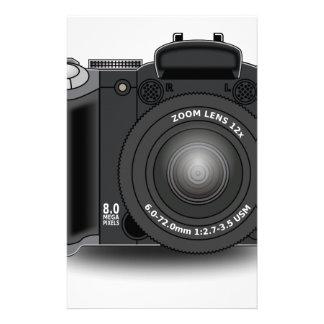 Digital Camera Stationery