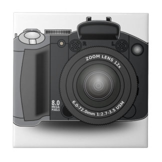 Digital Camera Tile