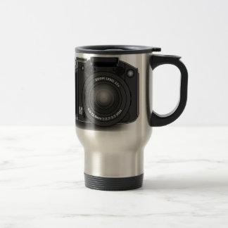 Digital Camera Travel Mug