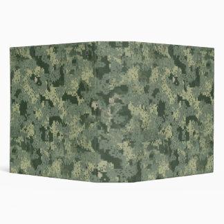 Digital Camouflage Binder
