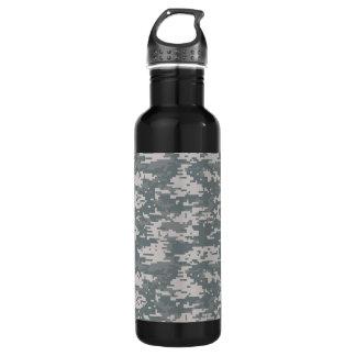 Digital Camouflage Bottle