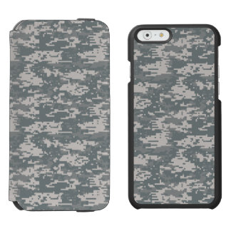 Digital Camouflage Incipio Watson™ iPhone 6 Wallet Case