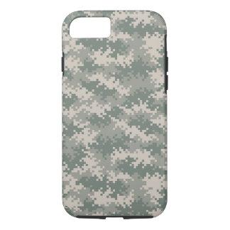 Digital Camouflage iPhone 7 Tough Phone Case
