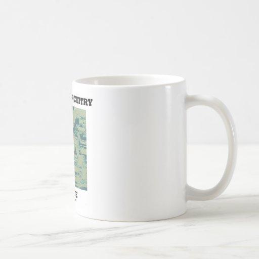 Digital Circuitry Inside (Circuit Board) Mugs