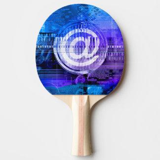 Digital Communication Ping Pong Paddle