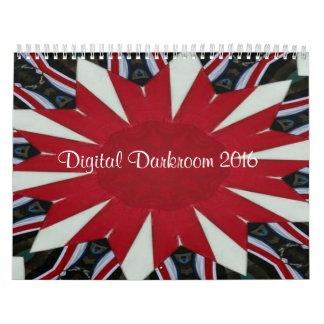 Digital Darkroom - 2016 Calendar