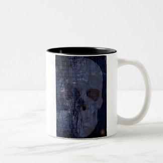 Digital Death Two-Tone Coffee Mug