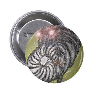 Digital Demon Art Pins