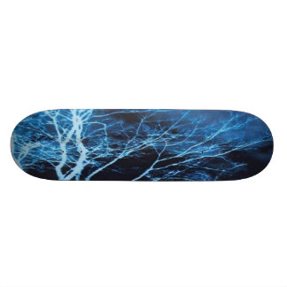 digital doodles and mind-farts board skate board deck