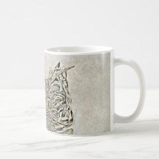 Digital Duck Art Coffee Mug