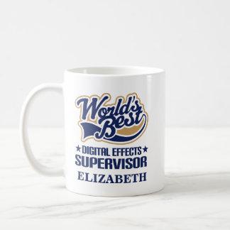 Digital Effects Supervisor Personalized Mug Gift