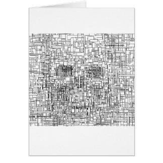 Digital Existence / Skull Cards
