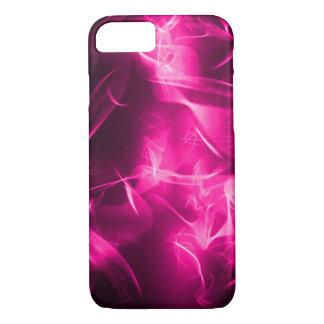 Digital Faerie Magick Fractal Pattern iPhone 7 Case