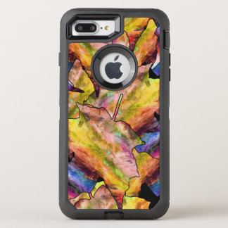 Digital Fall Colors OtterBox Defender iPhone 7 Plus Case