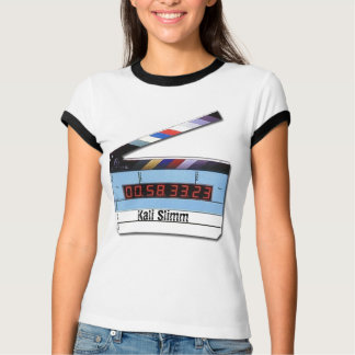 digital_film_slate, Kali Slimm T-Shirt