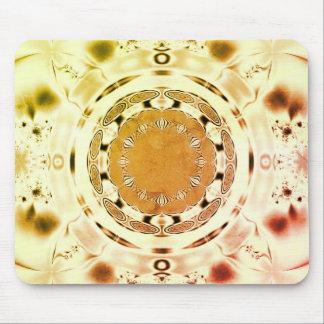 Digital Fractal Art Mouse Pad