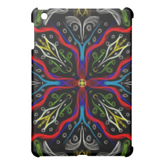 Digital Fractal Style, Apple and Mobile Cases iPad Mini Case