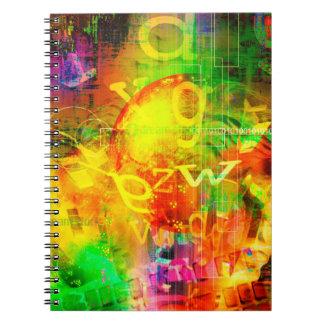 Digital Graffiti Notebook