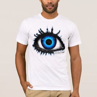 Digital Insomnia Exploding Eye TeeShirt T-Shirt