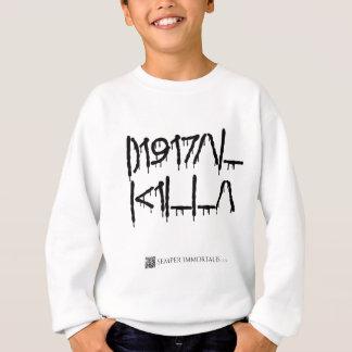 Digital Killa in Leet. Sweatshirt