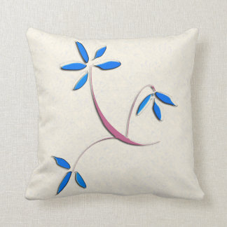 Digital kind throw pillow
