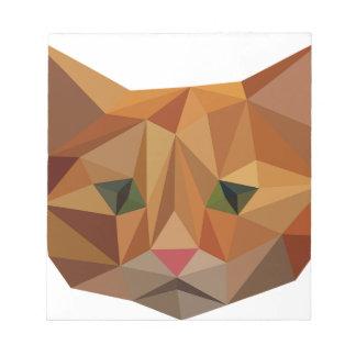Digital Kitty Notepad