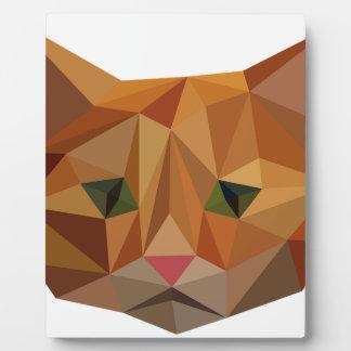 Digital Kitty Plaque