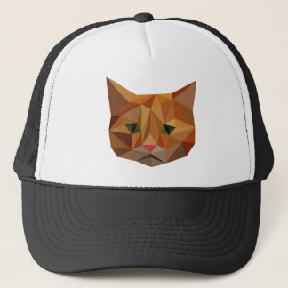 Digital Kitty Trucker Hat
