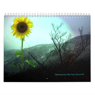Digital Landscape Nature Flower Calendar 2013