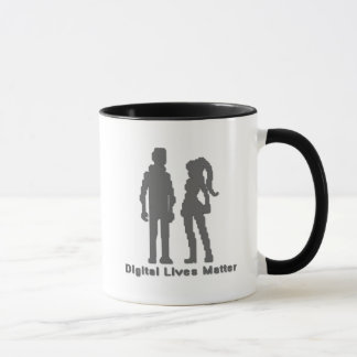 Digital Lives Matter Mug