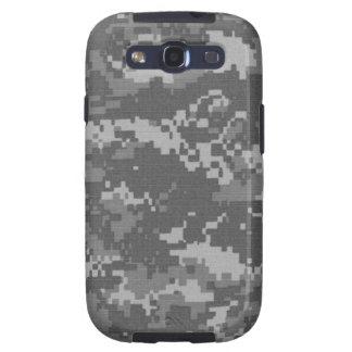 Digital Military camouflage Samsung Galaxy SIII Case