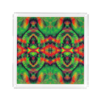 Digital Modern Abstract Serving Tray