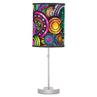 Digital Montage Lamp