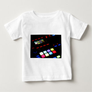 Digital Music Dj Technology Sequencer Samples Baby T-Shirt