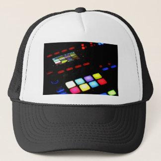 Digital Music Dj Technology Sequencer Samples Trucker Hat