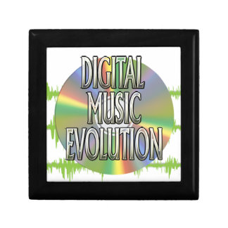 Digital Music Evolution Gift Box