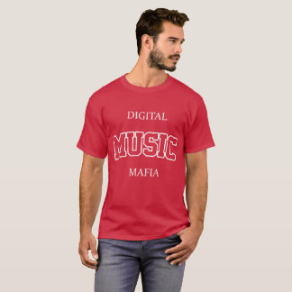 Digital Music Mafia Vol.2 T-Shirt