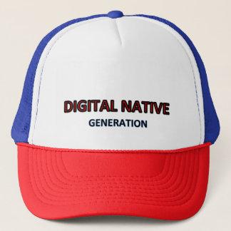 Digital Nation cap log